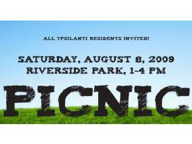 Saturday's community picnic in Riverside Park is an all-neighborhood association event. Members of the community are encouraged to visit and get involved with their respective neighborhood association.