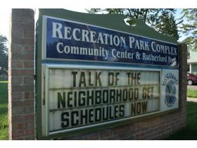 Recreation Park Community Center, at 1015 N. Congress St., is offering new programing for adults every Monday and Wednesday night from 7:15 - 8:15