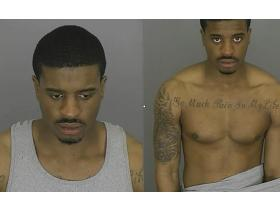 The Washtenaw County Sheriff's Office is searching for Larry Louis Hunter, 27, in connection with a January homicide on MacArthur Blvd.