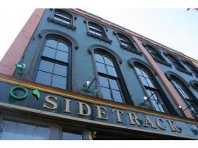 Sidetrack in Depot Town dons an Irish O' in honor of St. Patrick's Day.