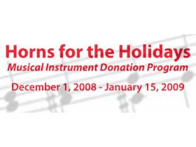 Now in it's twelfth year, the program has received approximately 200 instruments from residents in Washtenaw County, 30 of which were donated this holiday season.