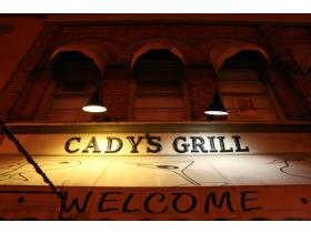 Cady's Grill & Bar is closing its doors after 15 years in Depot Town. Owners say they plan to open a barbeque restaurant that offers lower prices at the location.