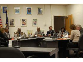The Ypsilanti Public Schools' Board of Eduction met Monday night and discussed a possible $3.7 million budget deficit. The board discussed cuts to support staff, field trips and teaching staff.