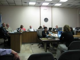 City Council hears about the state of local bridges during a budget session held Thursday night.