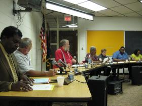 The Willow Run Board of Education scheduled a closed meeting next week to discuss its superintendent, in regard to her resignation and later withdrawal this week.